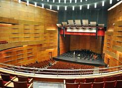 重庆大剧院建筑声学