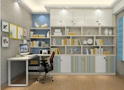家居办公隔音-书房