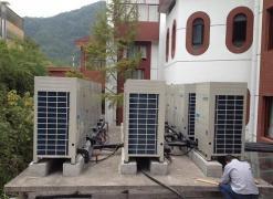 厂房机房降噪-空调外机