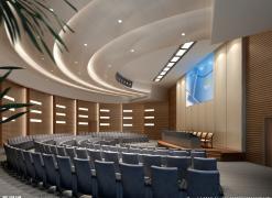 建筑声学-功能厅