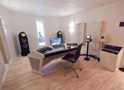 建筑声学-录音棚